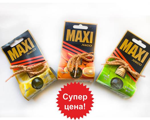 Освежитель воздуха, автомобильный ароматизатор Nago Maxi, пахучка