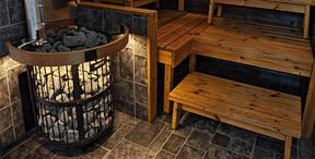 Каменки дровяные