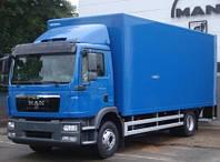 Лобовое стекло MAN TGM 15.250 кабина C, триплекс