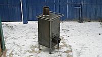 Буржуйка печь для гаража, дачи / ручная работа, фото 1