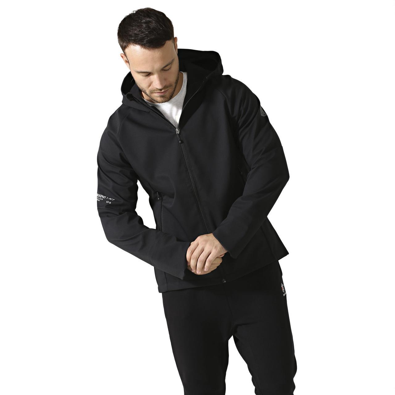Мужская куртка Reebok Outdoor Soft Shell (Артикул: D78625)