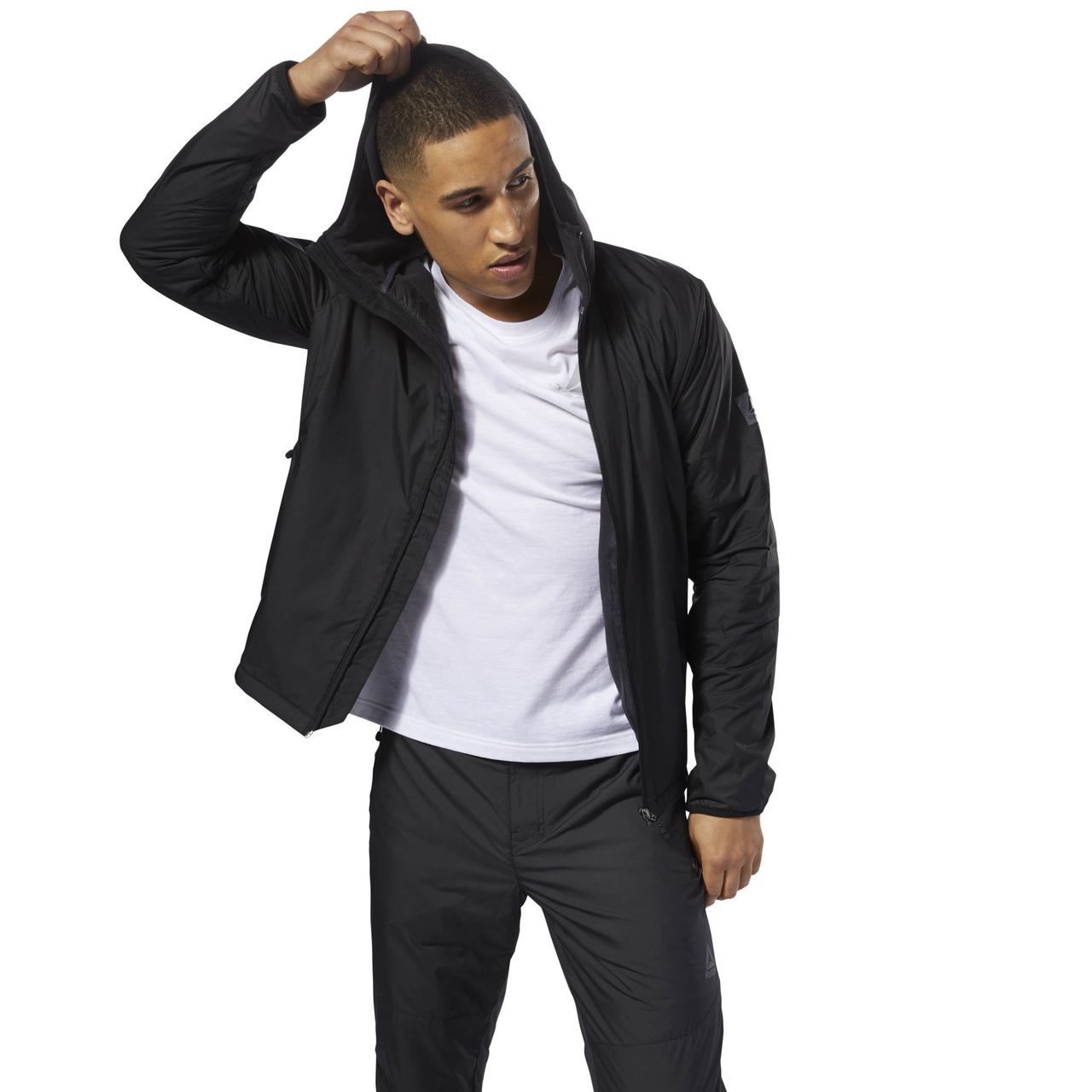 Мужская куртка Reebok Outdoor Fleece Lined (Артикул: CY4603)