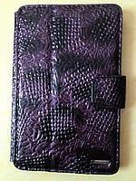 Чехол на планшет 7 дюймов MELENYUM (ФИОЛЕТОВЫЙ ПОДСОЛНУХ)