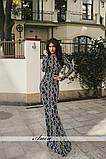 Вечернее  гипюровое платье Размеры: 42 44 46, фото 5
