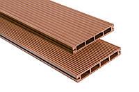 Террасная доска Polymer & Wood Лайт Мербау