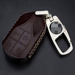 Силиконовый чехол для ключа Maserati Ghibli,GranCabrio,Gran Turismo,Levante,MC12,Quattroporte,Spyder