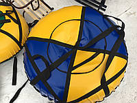 Санки Тюбінг (ватрушка) 100 см санки, фото 1