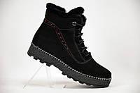 Ботинки зимние женские MEEGO COMFORT 04-0303