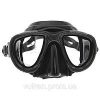 Маска для подводного плавания Marlin Hybrid Karbon (маска Marlin для подводной охоты)