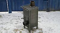 Печь булерьян отопительная на дровах / ручная работа, фото 1
