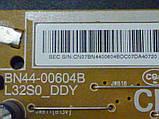 Плати від LED TV Samsung UE32F4020AWXUA по блоках (розбита матриця)., фото 4