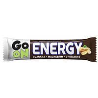 Протеиновый батончики Go On Energy (50g Peanut caramel )