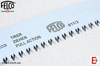 Змінна деталь Felco 611/3 (лезо до пили Фелко 611), фото 2