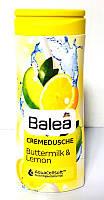 Гель для душа Balea Buttermilk & Lemon, 300 мл (Германия)