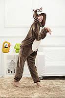 Кигуруми костюм бурундук (пижама) tkrd0031