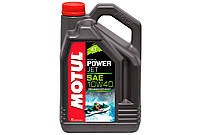 Масло моторное MOTUL Powerjet 4T 10W-40 (4л)