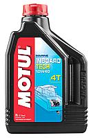 Масло моторное MOTUL Inboard Tech 4T 10W-40 (2л)