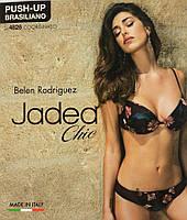 Комплект нижнего белья Jadea 4826 blu push up + brasiliano 3c8505ffb5152