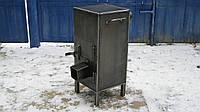 Буржуйка печка для отопления дачи, теплицы, гаража и т.д. / ручная работа, фото 1
