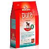 Сухой гипоаллергенный корм для взрослых собак Meradog Pure сельдь, криль и картофель 054676, 4 кг