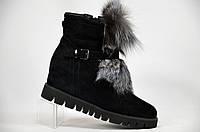 Ботинки зимние женские SUFINNA 04-0326