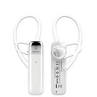 Гарнитура Bluetooth Baseus Timk Series (AUBASETK-01)\ White, фото 1
