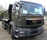 Лобовое стекло MAN TGM 26.340 кабина C, триплекс