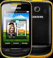 "Китайский Samsung Corby 20 игр, 3 Мп, 2 SIM, JAVA, FM-радио, дисплей 3.2""."