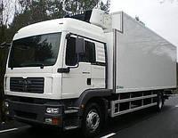 Лобовое стекло MAN TGM 18.330 кабина L, триплекс