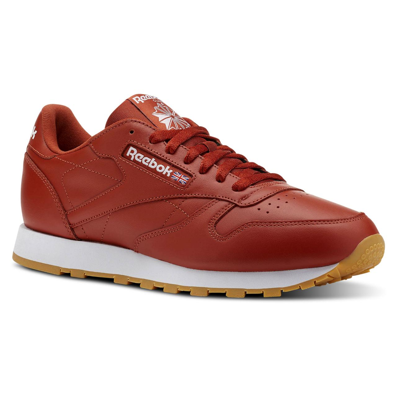 Мужские кроссовки Reebok Classic Leather (Артикул: CN5769)