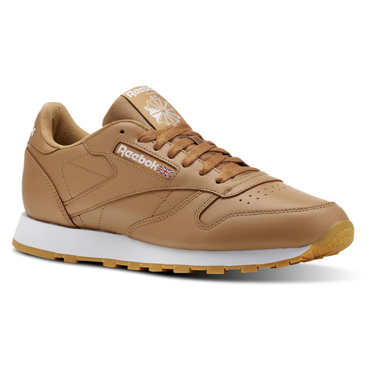 Мужские кроссовки Reebok Classic Leather (Артикул: CN5768)