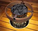 Електрична кам'янка HARVIA CILINDRO PC 70 E steel, фото 3