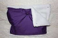 При купівлі фіолетовою муфти доставка в подарунок!!