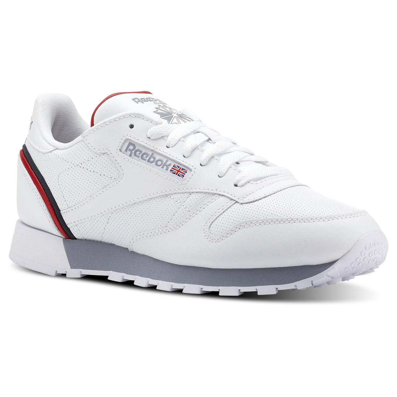 Мужские кроссовки Reebok Classic Leather (Артикул: CN3641)
