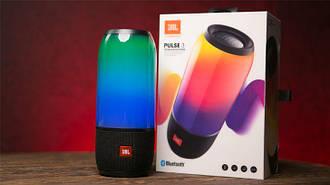 Портативная Bluetooth колонка JBL Pulse 3 с подсветкой
