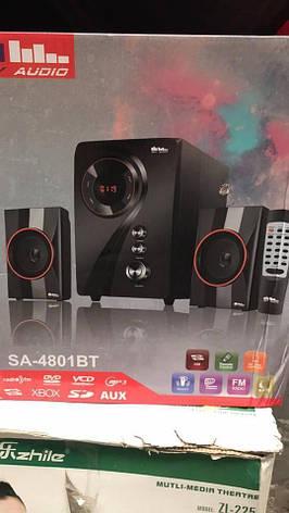 Музыкальный центр с функцией Bluetooth SA-4801 BT, фото 2