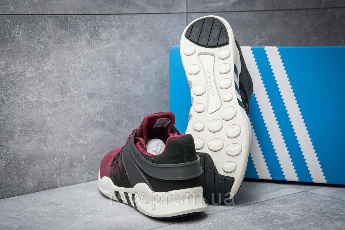 7d401dfb ... Кроссовки мужские Adidas EQT ADV/91-16, бордовые (11996) размеры в ...
