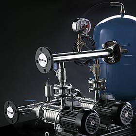 Насосная станция повышения давления Hydroo (Испания)