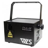 Анимационный лазер ILS-Diode-2W