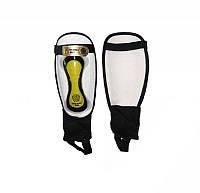 Щитки футбольные с защитой лодыжки AD FB-0868