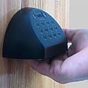 Кодовый замок DORI-4 (Ракушка белый медь серый черный) со скрытым кодом, фото 2