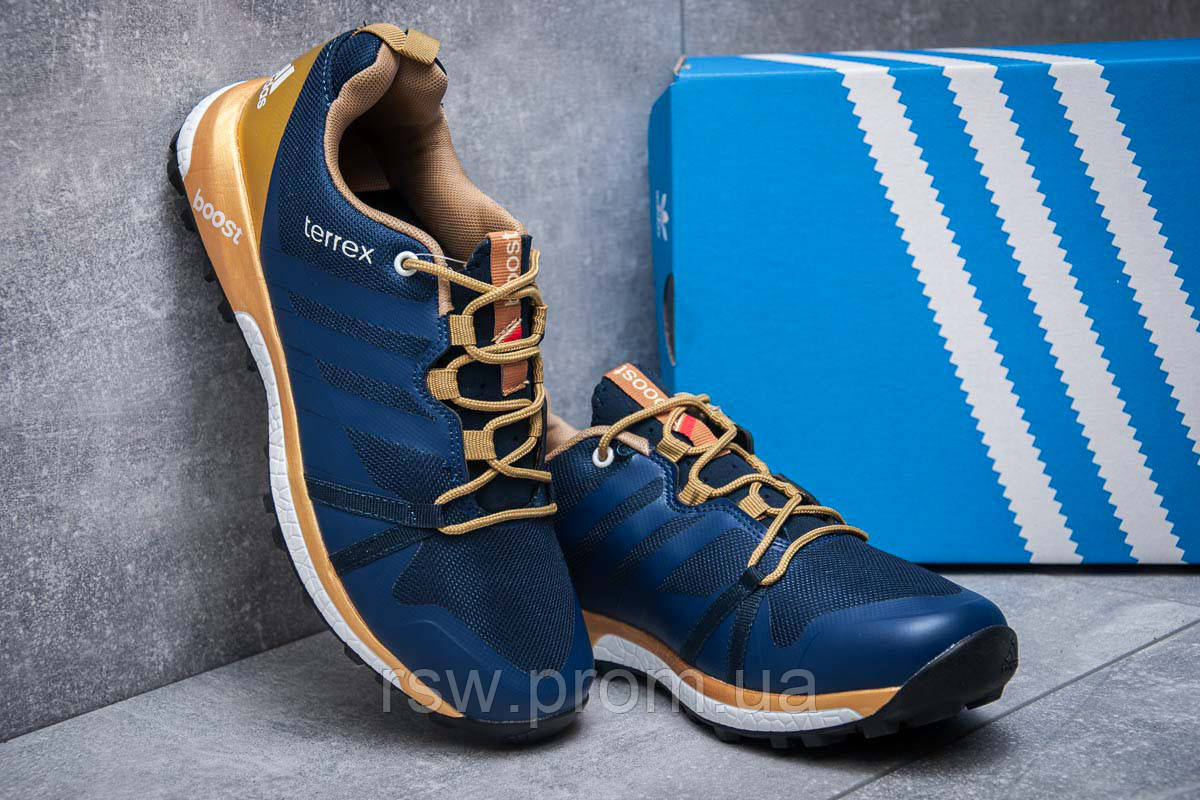 Кроссовки мужские Adidas Terrex Boost, темно-синий (11662),   42 43 ... 35e9689cb46