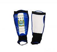 Щитки футбольные с защитой лодыжки MANCHESTER