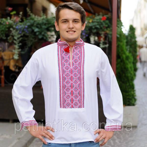 Вышитая мужская сорочка | Вишита чоловіча сорочка