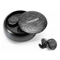 Навушники вакуумні безпровідні з мікрофоном Tronsmart Encore Spunky Buds Black (281443)
