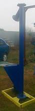 гвинтовий вертікальний конвеєр, винтовой вертикальный конвейер