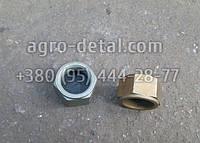 Гайка заглушка Т30.40.169-Б вала сошки,трактора Т-25
