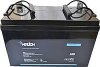 Аккумулятор мультигелевый MERLION MLB-12-80 12V 80AH, (AGM) для ИБП, фото 1
