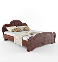 Красивая кровать в спальню Каролина
