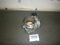 Б/У Дроссельная заслонка (1,8 T 20V) Skoda SUPERB 1 2002-2008 (Шкода Суперб), 06B133062M (БУ-157870)